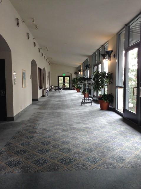 Hallway to Grand Salons 306E-G