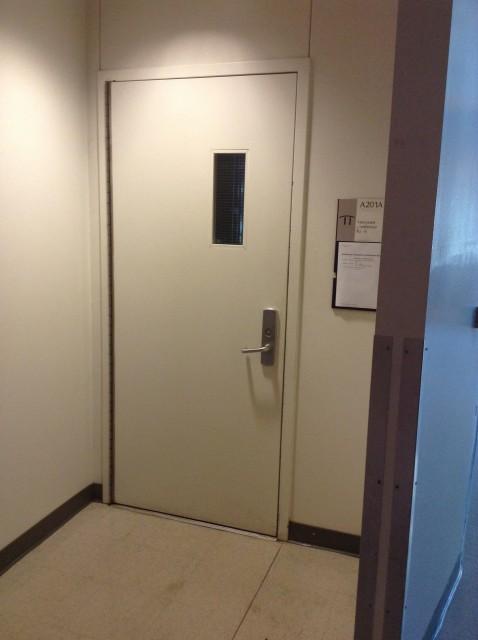 VPC A Entrance