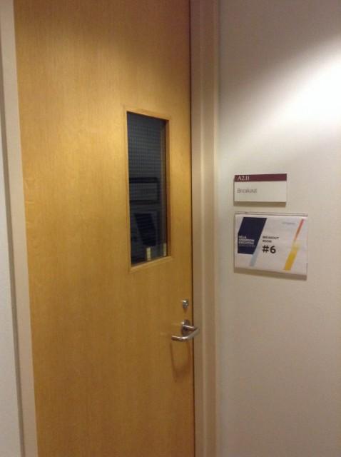 Breakout room 6
