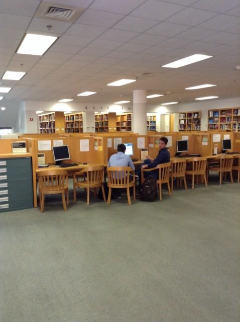 Rosenfeld Library