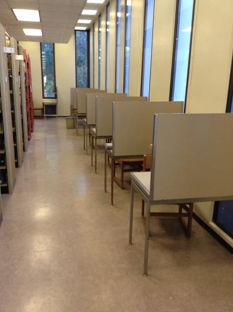 Enclosed Desks