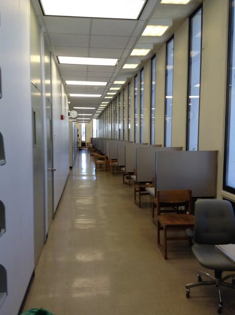 West Study Desks