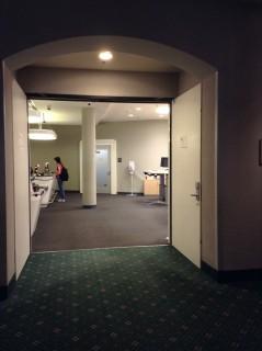 Student Technology Center entrance