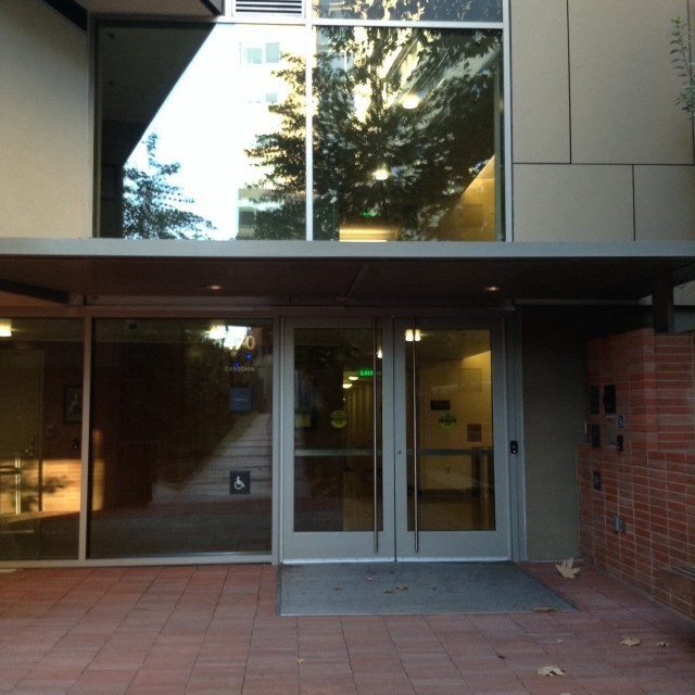 Main Entrance to Second Floor