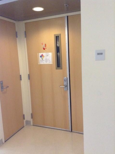 3030 Second Door