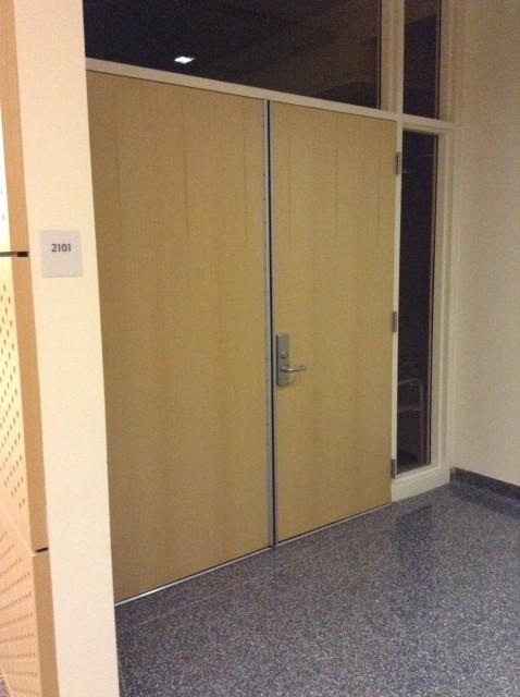 2101 Second Door
