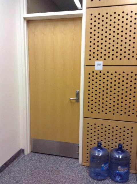 2121 Second Door