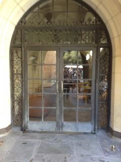 Second Floor Study Lounge Door