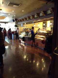 Kerckhoff Coffee House inside