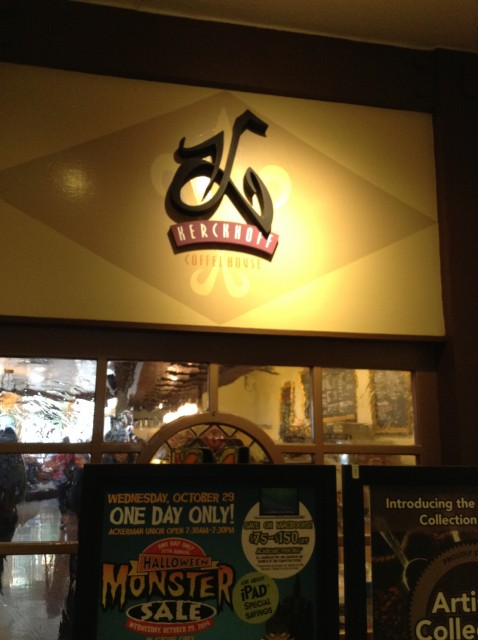 Kerckhoff Coffee House