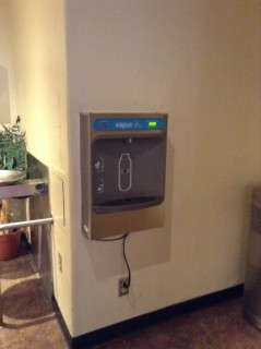 Water Refill Station