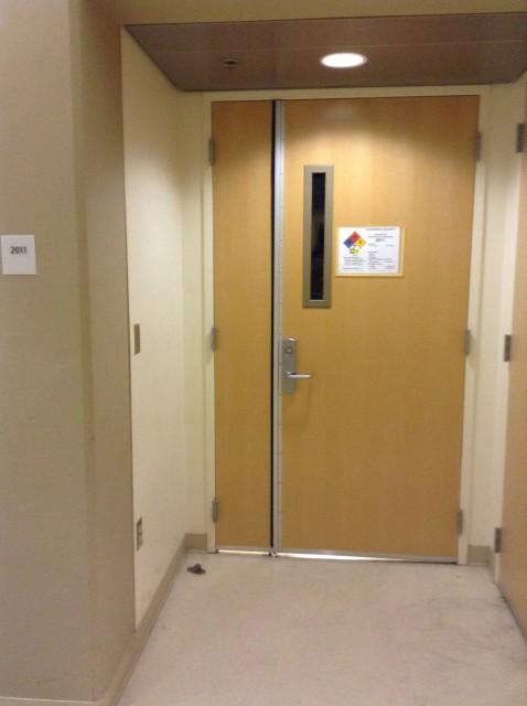 2011 Second Door