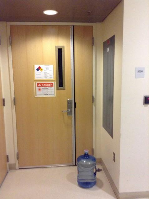 2030 Second Door