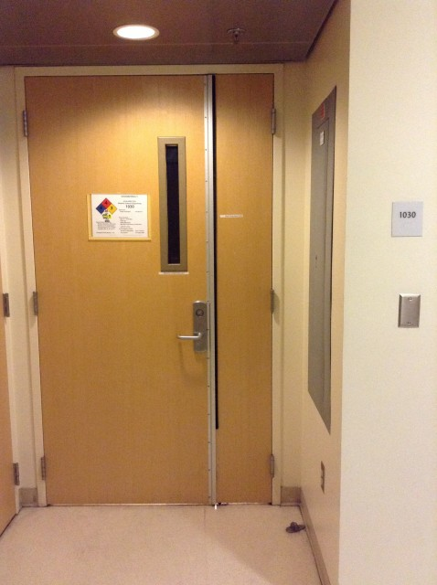 1030 Second Door
