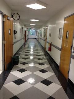Graduate Lab Hallway