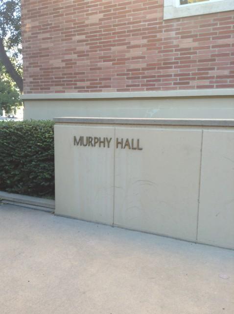 Murphy Hall