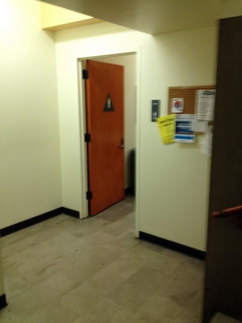 Men's Restroom