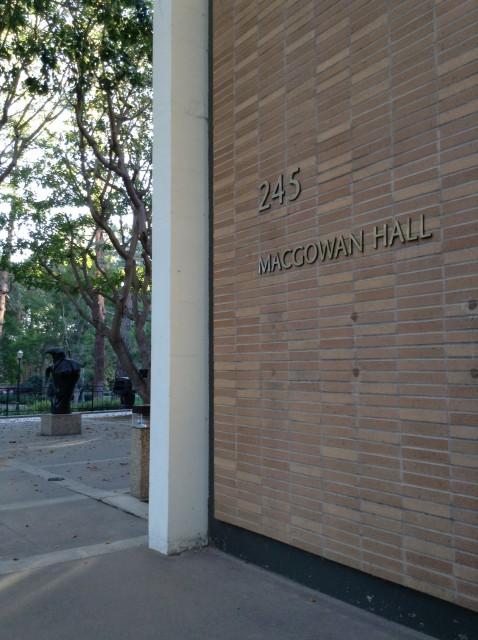 Macgowan Hall