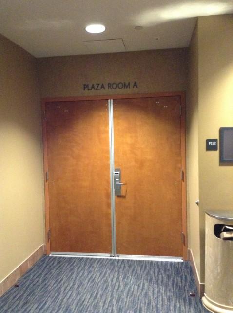 Plaza Room A