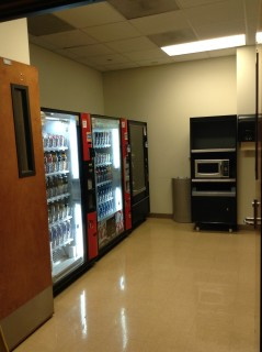 Vending Machine (Food & Drink)