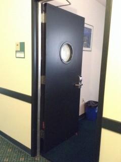 Door to 241